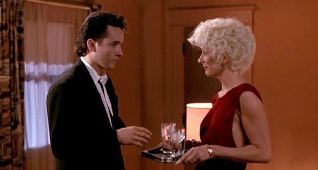John Cusack, Angelica Houston (Miramax FIlms)