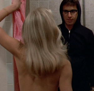 Not since Psycho has there been a more terrifying shower scene.