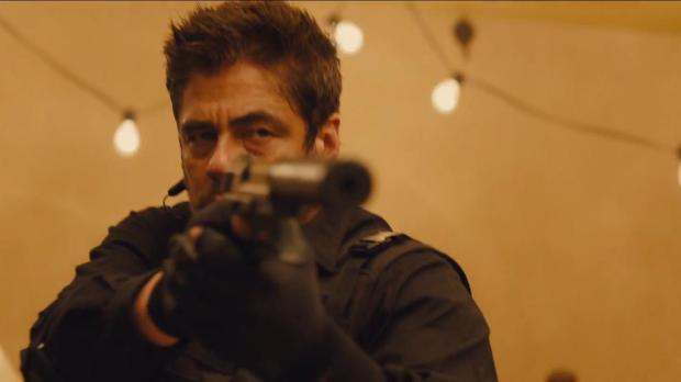 Benicio Del Toro (Lionsgate)
