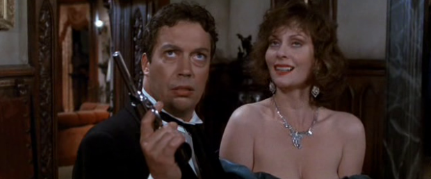 Tim Curry, Lesley Ann Warren (Paramount Pictures)
