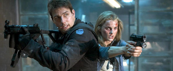 Tom Cruise, Kerri Russell (Paramount Pictures)