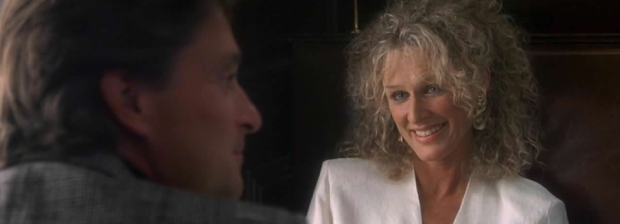 Michael Douglas, Glenn Close (Paramount Pictures)