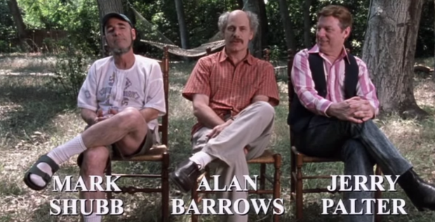 Harry Shearer, Michael McKean, Christopher Guest (Warner Pros.)