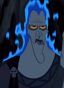 Great Character Moments Hades Lord Of The Underworld In